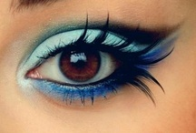 Makeup / Pretty and wild makeup for all occasions! / by Jennifer Broome