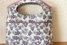 Couture Sacs & Pochettes/Trousses / Sewing Bags & Pouches / by Fastoche LaPoloche