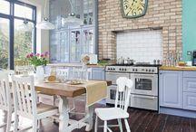 Kitchen inspirations....