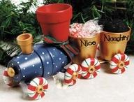 Christmas crafts (winter too)