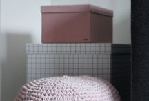 Crochet deco