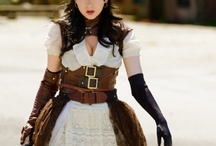 ''Steampunk - Fashion Details / Details on fashion to be used for steampunk creations. / by Catrin Pitt