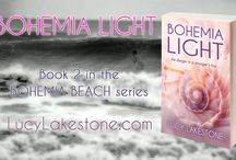 Lucy Lakestone book trailers / These are book trailers for novels in Lucy Lakestone's Bohemia Beach Series and more.