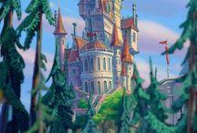 Everything on Disney