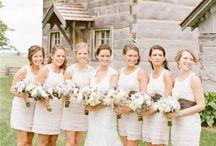 bridesmaids / by Gina Herrera