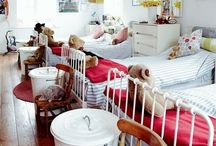 Sapces: Kids Rooms / Kid spaces we love to inspire your projects