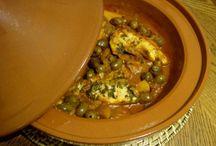 morrocan food / by P B