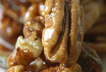 Pecan nuts / Candied