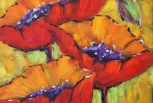 Poppies / by Carolyn Hollingshead