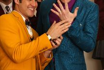 Klaine / Glee -> The cutest gay couple I ever know !