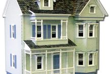 Dollhouses / by Theresa Schwab