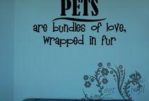 Pet wall