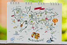 Travel Planning  / by AvocadoPesto