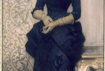 historic fashion - victorian