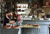boeren tafel / inspiratiebord voor catering concept a la boeren (koffie)tafel
