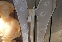 Angels & Angel Wings / by Sharon Covert