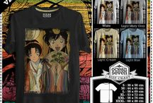 Kaos Detektif Conan | Detective Conan T-shirt