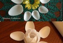 Plastikk - kunst & håndverk