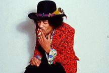 Jimi / James Marshall Hendrix