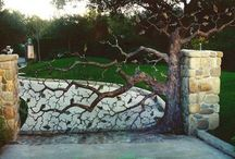 Ideas - Openings / Gates, fences, doors, windows, fireplaces... / by Acme Twisted Metal Art