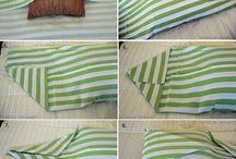How to make an easy pillow