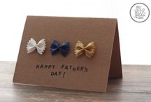 Father's Day / Celebration of the men in our lives.