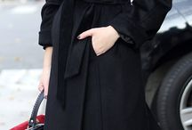 Coat Trend - Fur