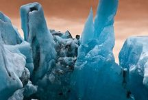 WORLD OF ICE / by Gail Chesham