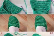 De todo un poco, en crochet / by Lidia TROIANO