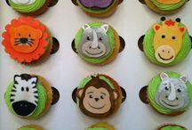 Cupcake Ideas / by Fanisha Hayes