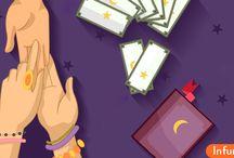 Как читать ладони