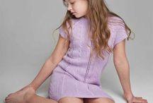 Вязание для детей спицами