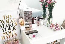 》Beauty table inspo