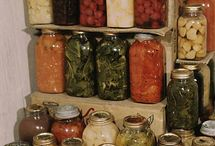 Canning & Pickling / by Tina Serafini