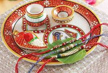 Rakhi Thali Hampers - IGP.com - 2017 / These are a very charming accessories which has a unique look and design. Gifting this Rakhi thali hamper to your loved ones is also a very good option.