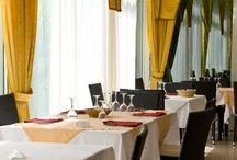 Il ristorante dell'Araba Fenice Village / Il ristorante