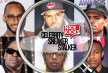 Celebrity Sneaker Stalker  / Celebrities are usually are usually fashion trendsetters, follow this board if you want to see how different celebs rock their sneakers.  / by Nice Kicks