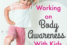 Kids Body Awareness