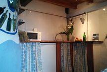 Suite Rural Xiranes / Alquiler vacaciones Asturias, para 2 pax, en casa de piedra con vistas a Picos de Europa, restaurada con original mandala en el baño, un lugar para descansar y desconectar, www.casinadegiranes.com,  TUrismo Asturias