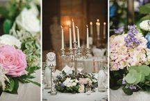 Wedding Florals  ❤ / Flower inspiration at Tankardstown House