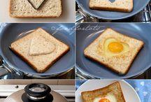 pain de mie oeufs