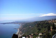 Taormina / La città più turistica della Sicilia.