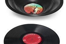 Vinyl / Brug af gamle lp plader