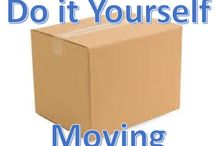 Do it Yourself Moving / #Moving at your Own