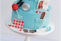 Cakes for Doctors