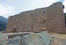 Megalithic Stonework