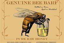 Honey - Logo Design / Logo Development
