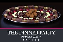 The Dinner Party / Murielle Vuilleumier makes recommendations for an ideal dinner party offering or as a gift to take to a dinner party