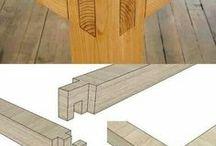 drevené spoje