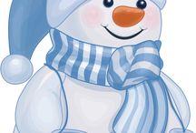 obrázky zima